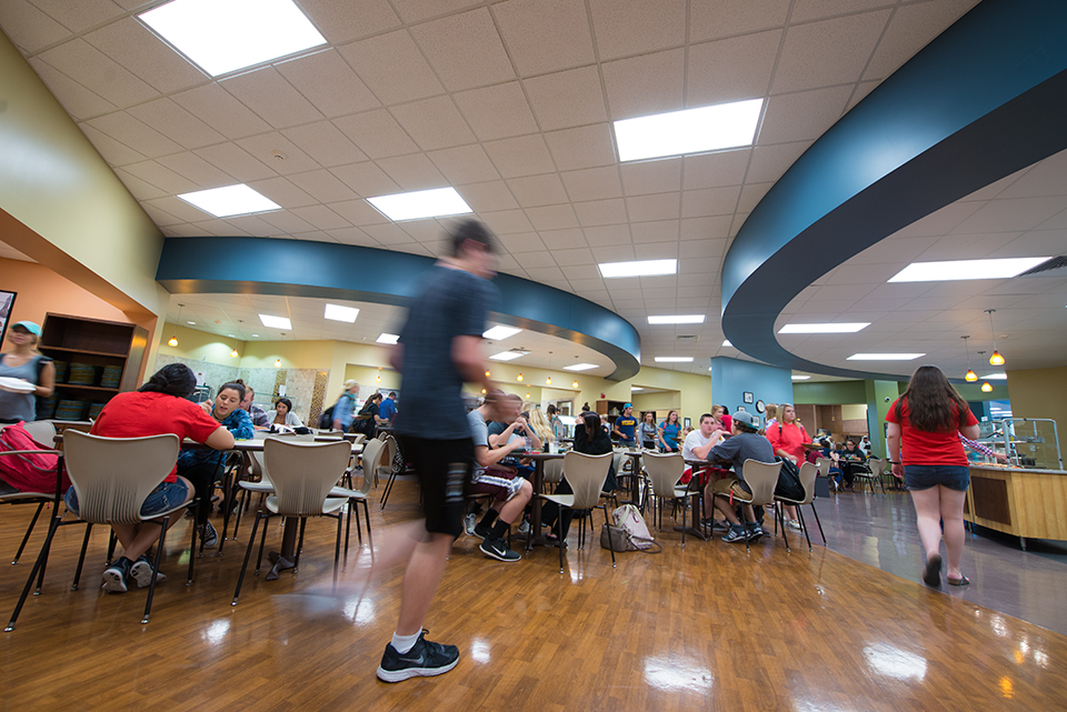 watterson dining commons campus dining illinois state